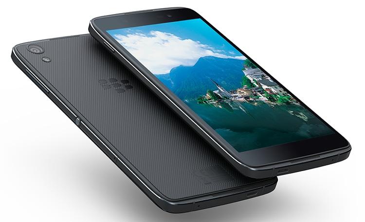 BlackBerry DTEK50 оказался клоном Alcatel Idol 4