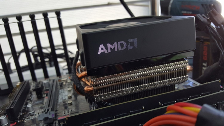 APU AMD A12-9800 - разгон