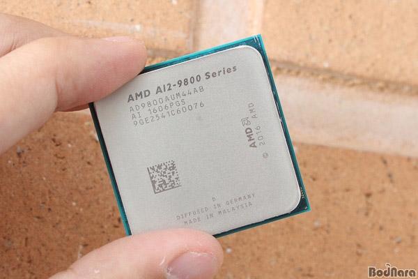 APU AMD A12-9800