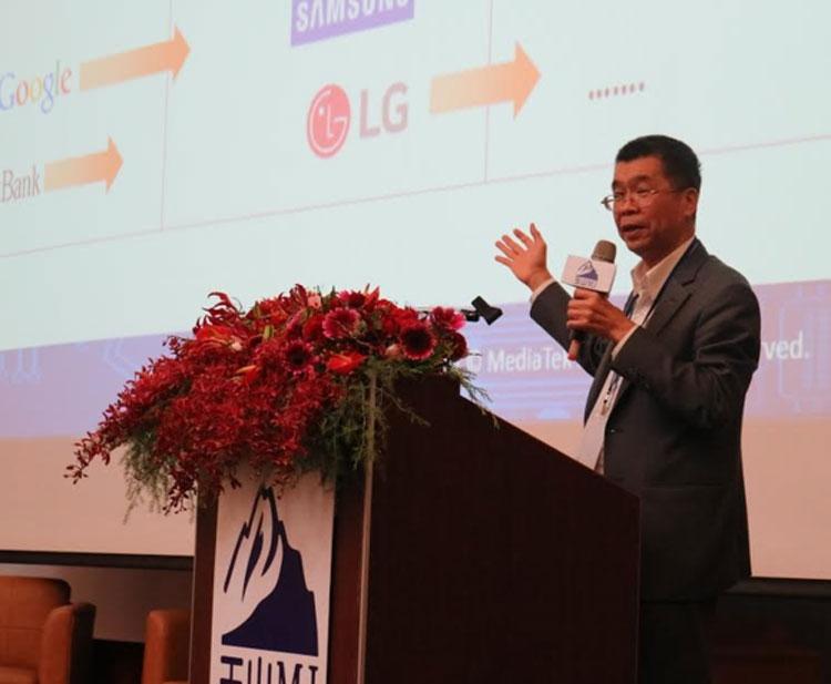 Руководство компании MediaTek сообщило о начале работы с Samsung (http://asia.nikkei.com)