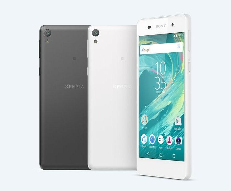 Смартфон Sony Xperia E5 на процессоре Mediatek MTK6735