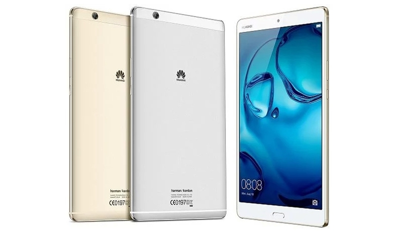 Huawei MediaPad M3 – официальное фото