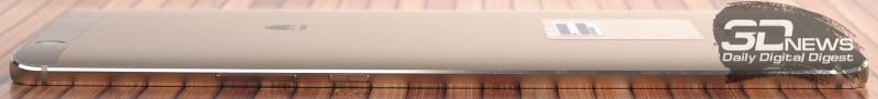 Huawei MediaPad M3 – вид сбоку