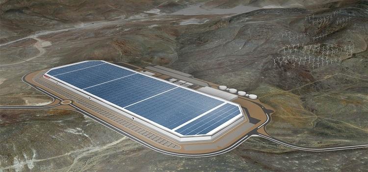Фабрика Gigafactory