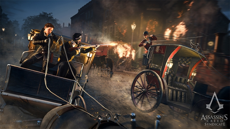 Assassin's Creed Syndicate — The Last Maharaja