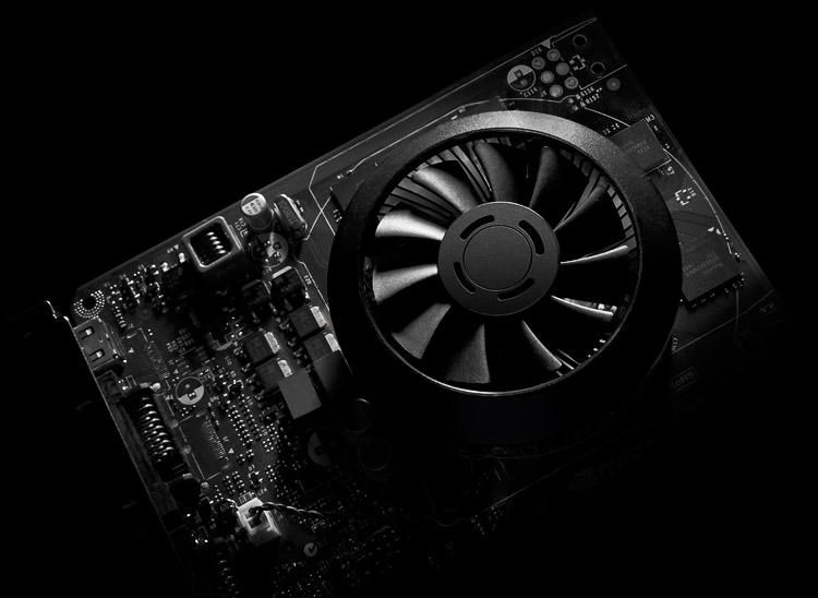 GeForce GTX 750 Ti — представитель первого поколения GPU Maxwell