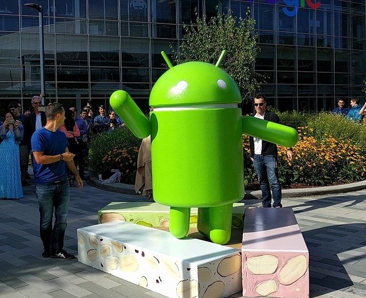 Последняя на сегодняшний день версия ОС Android с порядковым номером 7.0 называется Nougat