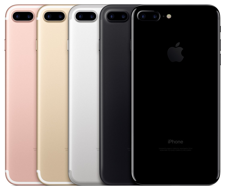 iPhone 7 Plus в дефиците сейчас в любом цвете, ...