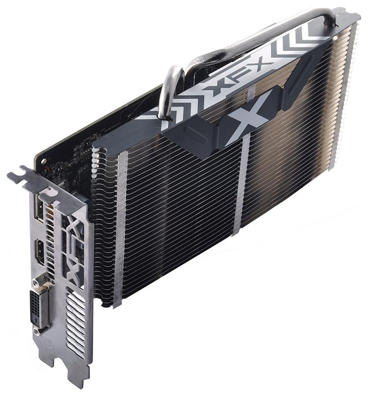 Видеокарта XFX Radeon RX 460 Heatsink