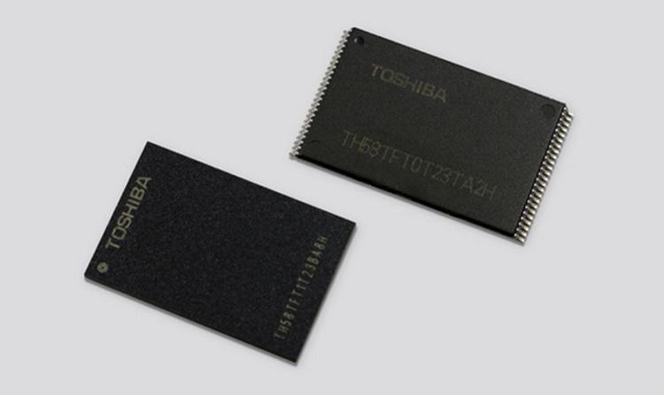 Samsung не одна борется за увеличение плотности памяти V-NAND - её конкурентом в данном направлении является альянс Toshiba и WD