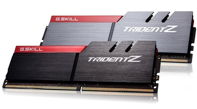 Модули памяти G.Skill Trident Z DDR4-3866