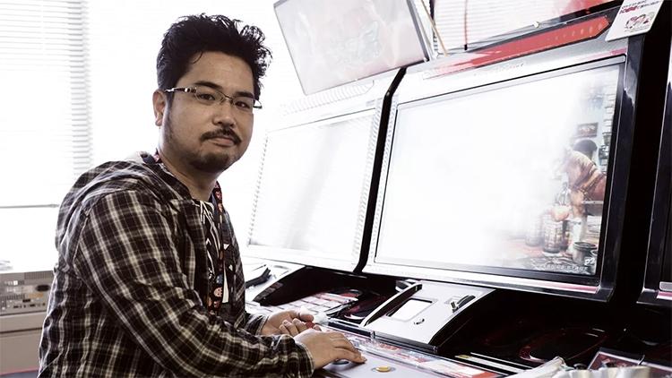 Кацухиро Харада. Источник: www.shoryuken.com