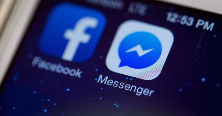 Картинки по запросу Facebook начал тестировать рекламу в Messenger