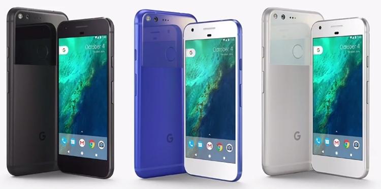 Google Pixel разработала HTC, а могла бы Huawei