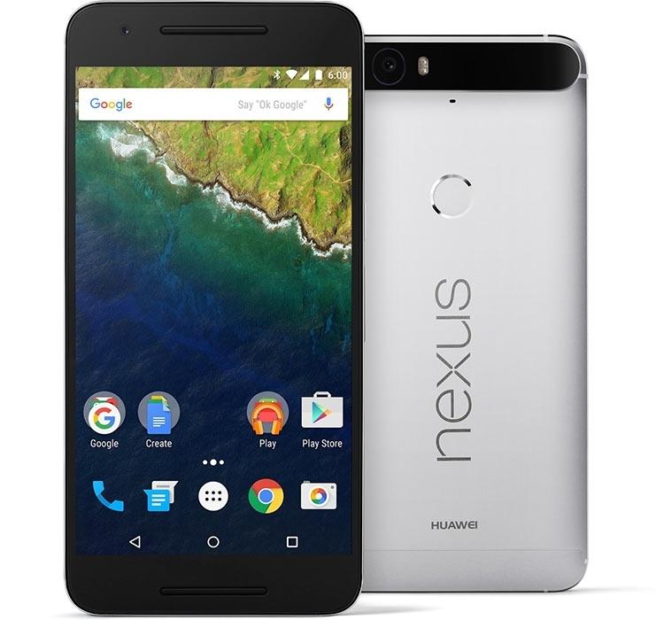 Последним на сегодняшний день совместным продуктом Google и Huawei является смартфон Nexus 6P