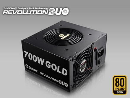 Блок питания Enermax Revolution Duo