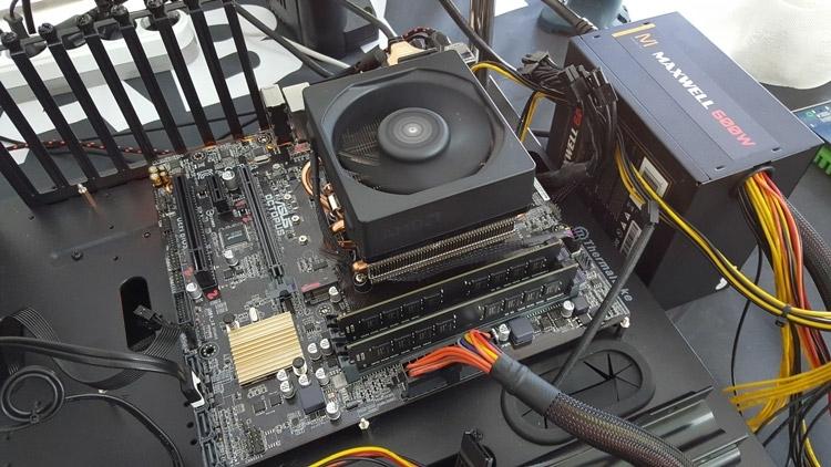 Новые чипсеты AMD не потребуют мощного охлаждения