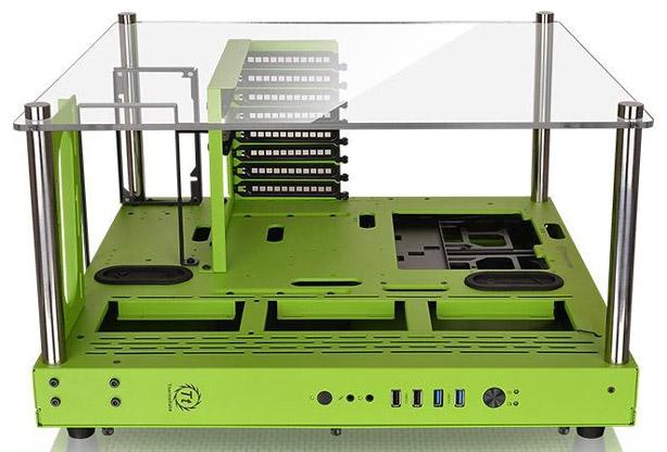 Thermaltake Core P3 SE Green