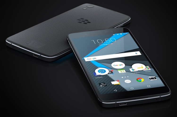BlackBerry DTEK50, он же Alcatel Idol 4