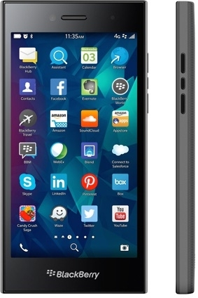 BlackBerry Leap стал последним смартфоном компании на её собственной программной платформе