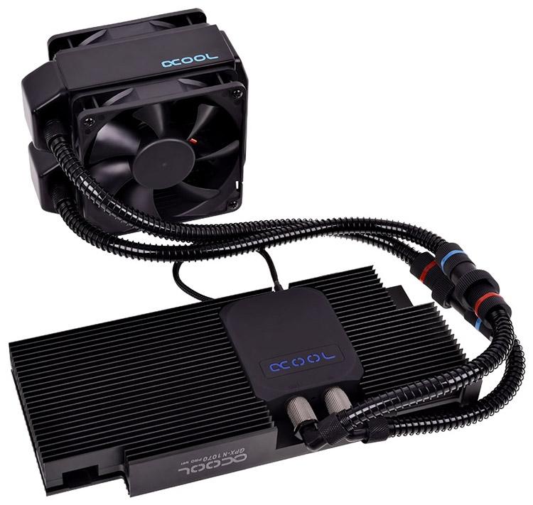 Eiswolf 120 GPX Pro для GeForce GTX 1070
