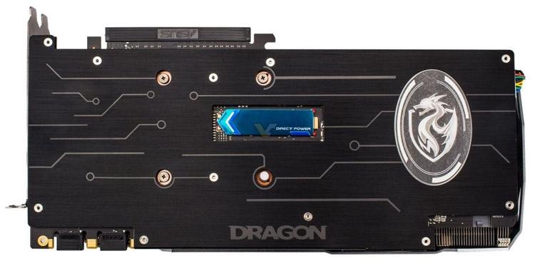 ASUS GeForce GTX 1070 8GB Dragon Top (Dragon GTX1070-Top8G)