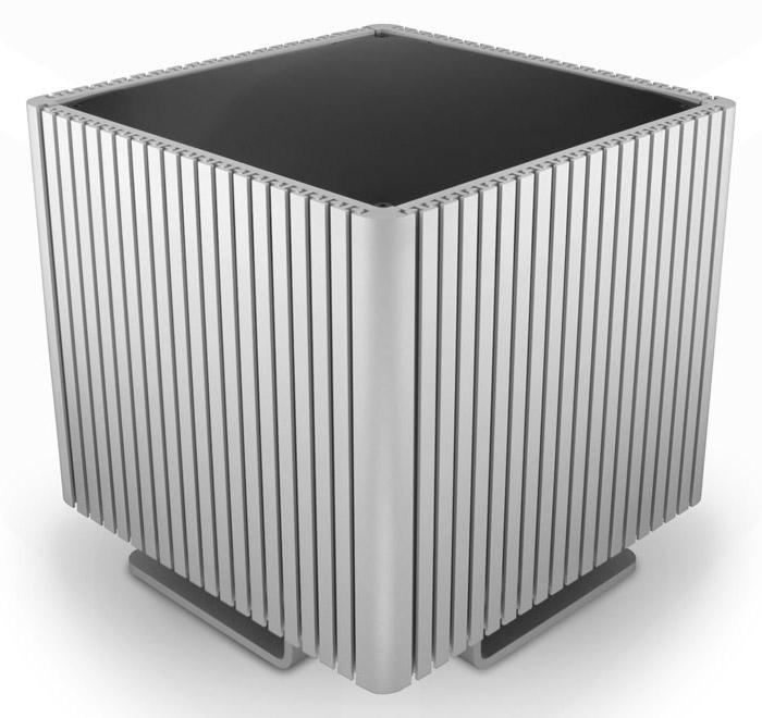 Куб DB4 снаружи