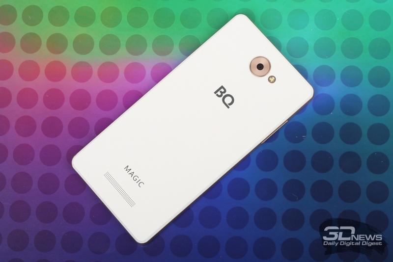 BQ BQS-5070 Magic – задняя панель