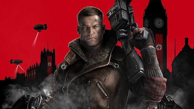 Новый пародийный ролик Wolfenstein 2: The New Colossus Wolfenstein 2: The New Colossus
