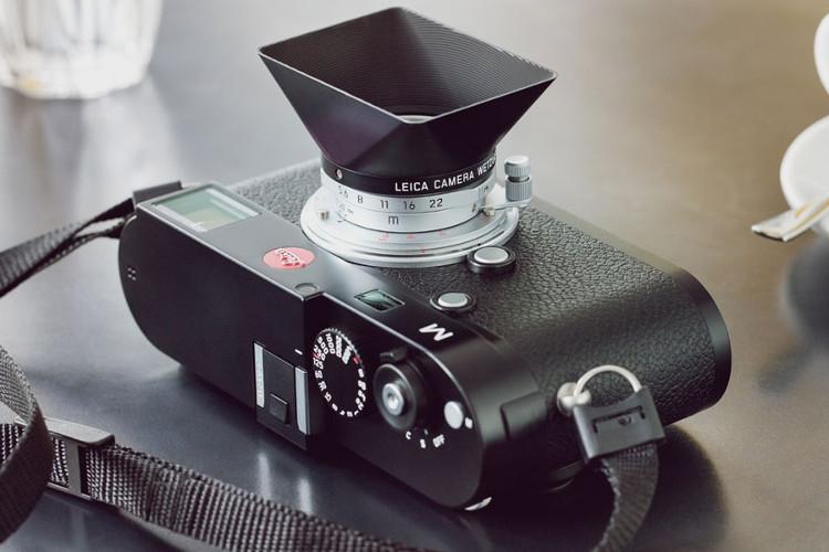 Новый Leica Summaron с прямоугольной блендой