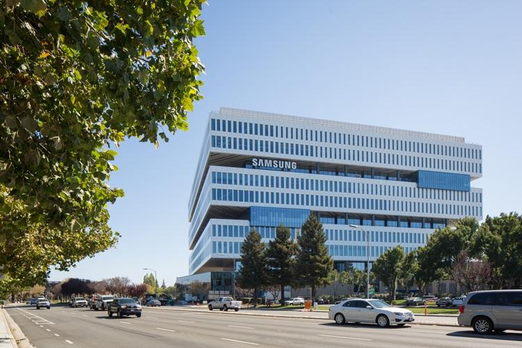 Штаб-квартира Samsung в Силиконовой Долине, США