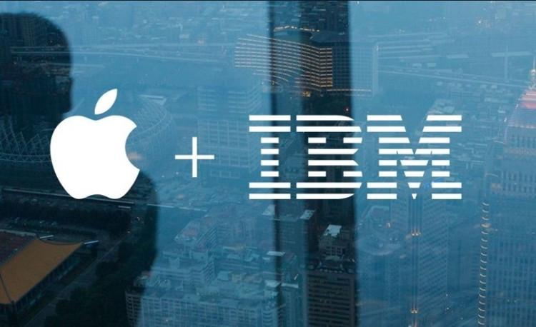 IBM выбрала компьютеры Apple