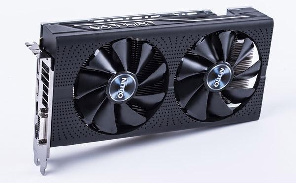 Видеокарта Sapphire Radeon RX 470D Nitro