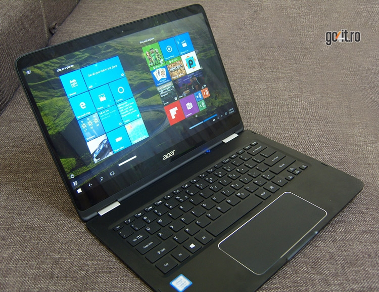 ноутбук Acer Aspire R14 Ultra