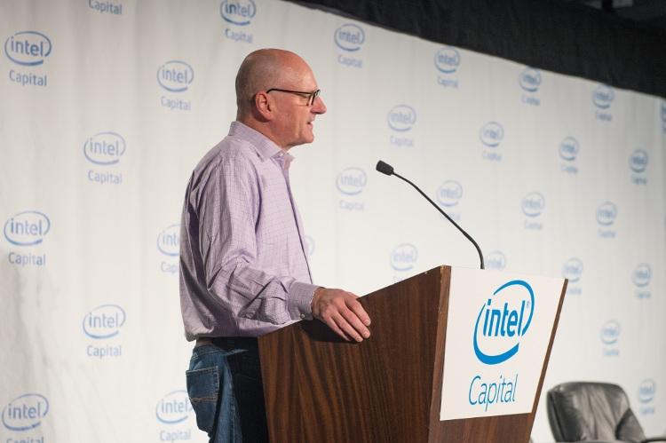 Президент Intel Capital Джонелл Брукс (Brooks)
