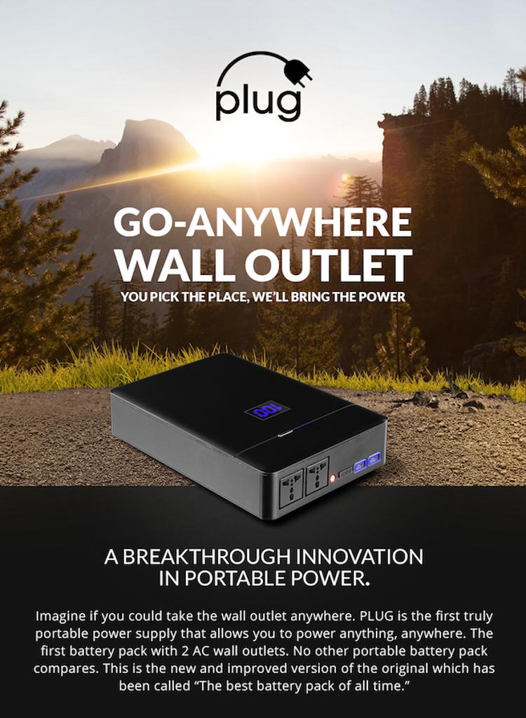 Plug основан на аккумуляторах Tesla