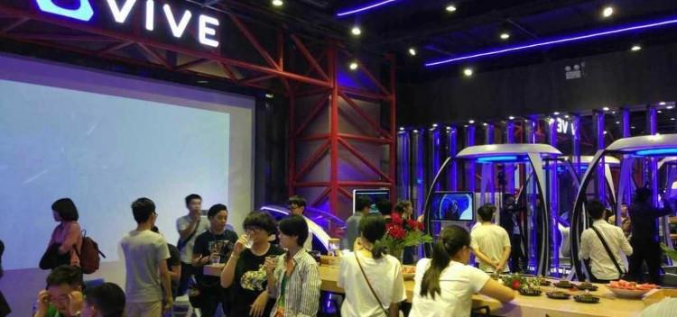 Посетителям VR-кафе предлагается масса развлечений