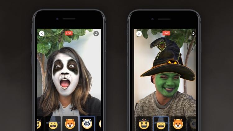 приложение на телефон маски