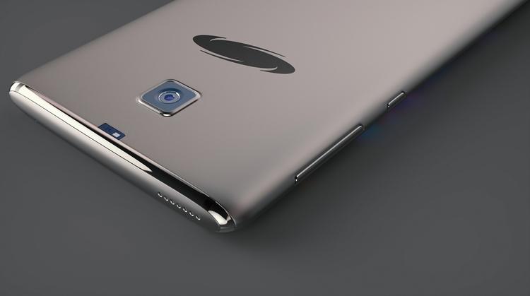 Концепт-арт Galaxy S8 / Изображения STEEL DRAKE (BEHANCE)