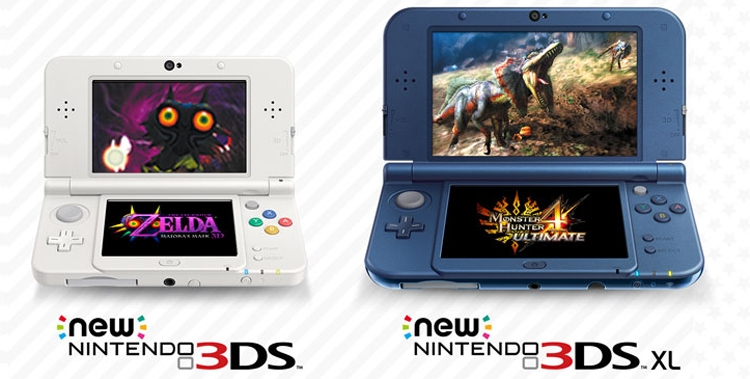 Nintendo 3DS и 3DS XL