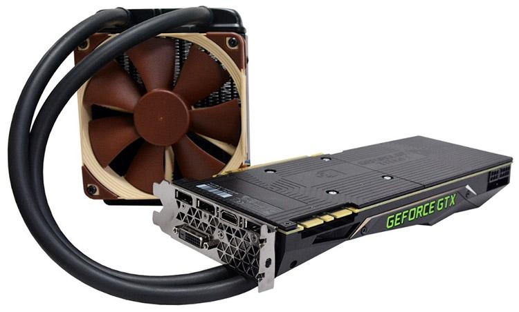 NVIDIA TITAN X/Sycom G-Master