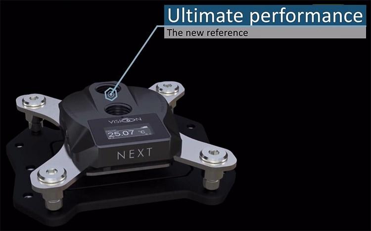 Aqua Computer Cuplex Kryos NEXT