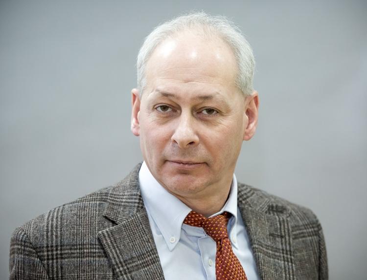 Заместитель министра связи и массовых коммуникаций Алексей Волин