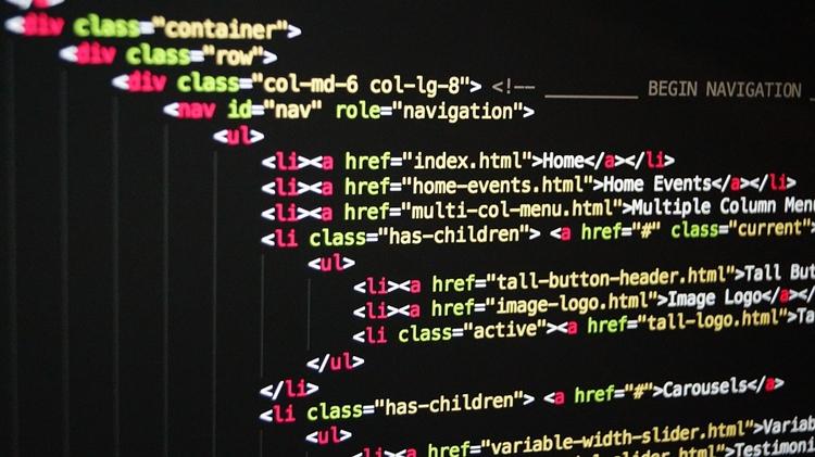 Начальный код программы с