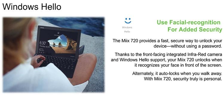 «2-в-1» Lenovo Miix 720