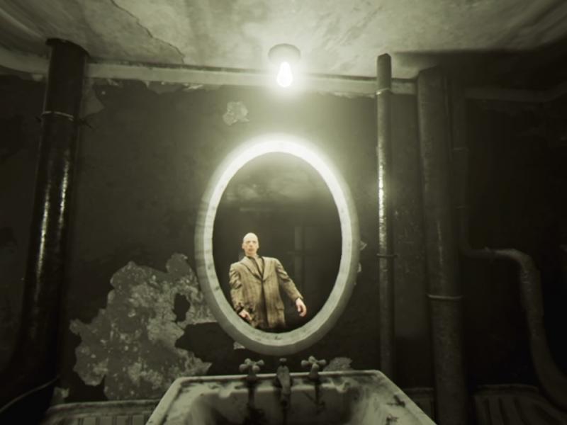 В Here They Lie можно корчиться перед зеркалом
