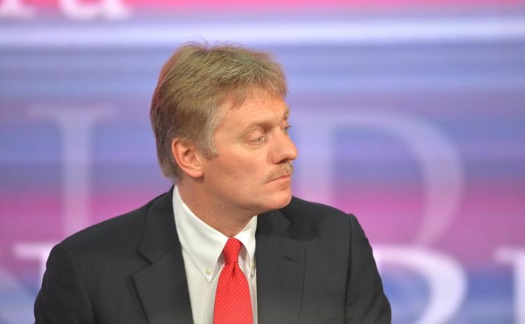 Пресс-секретарь президента РФ Дмитрий Песков (фото: kremlin.ru)