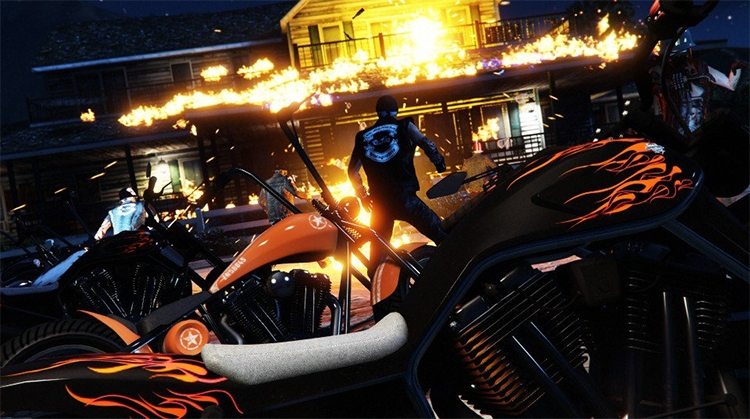 Grand Theft Auto Online: Bikers