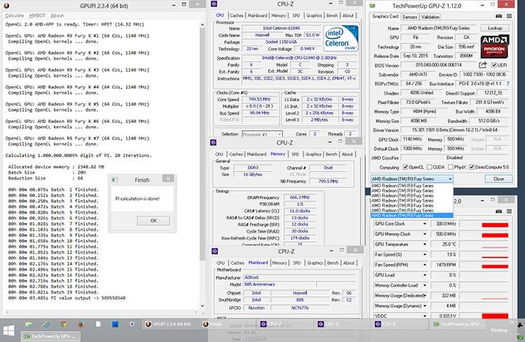 S_A_V и Radeon R9 Nano