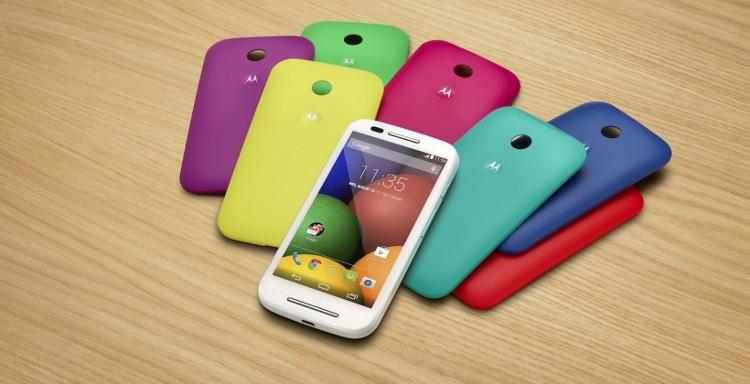 Смартфоны Moto E Series